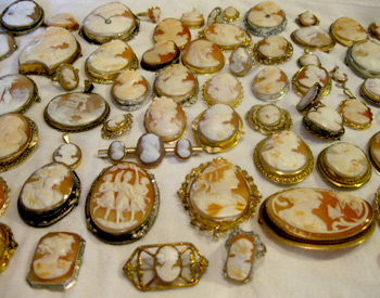 Antique and Vintage Cameos